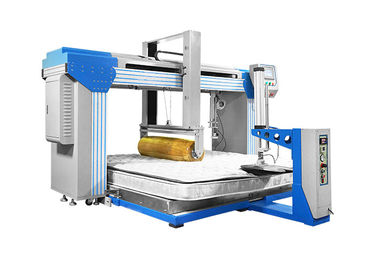 চীন Mattress Rolling Test Compression Hardness Testing Machine 0-300 mm Adjustable Impact Height সরবরাহকারী