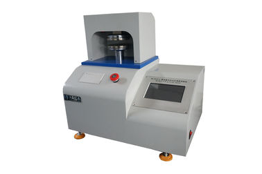 চীন Computer Servo Paper Testing Equipments , Paper Edge Crush Tester With LCD Display পরিবেশক