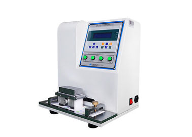 চীন Automatic Paper Testing Equipments , Carton Compression Tester With LCD Touch Screen কারখানা