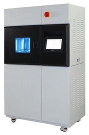 "চীন Electronic Xenon Lamp Air Cooled Textile Testing Equipment With 10.4"" Touch Screen Control Panel Display পরিবেশক"