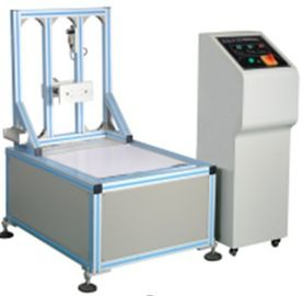 চীন Beer box Paper Testing Equipments sliding angle , LCD digital display কারখানা